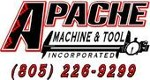Logo, Apache Machine and Tool Incorporated, Machine Shop in Paso Robles, CA